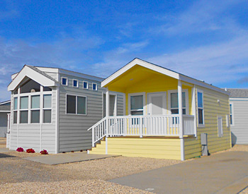Beach Front Cottages at Pismo Sands Beach Club