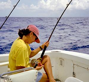 Deep Sea Fishing - Pismo Sands Beach Club Camping