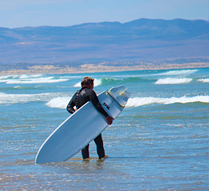 Pismo Sands Beach Club - Surfing