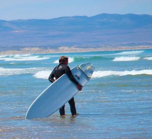 Pismo Sands Beach Club - Surfing